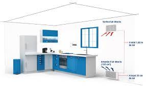 ventilation cuisine gaz ventilation intérieure avec un chauffe eau