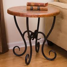 wrought iron end tables new era of wrought iron end tables house design