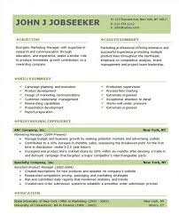 Template For First Resume Simple Resume Sample For Job Free Resume Templates