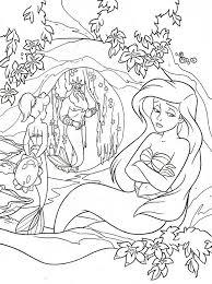 ariel coloring pages ariel ariel