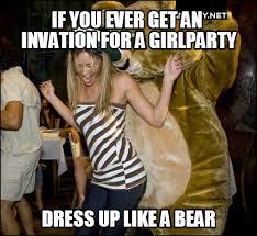 Dancing Bear Meme - bear