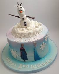 frozen olaf cake candy cake company