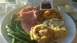 thanksgiving dinner picture of fager s island restaurant bar