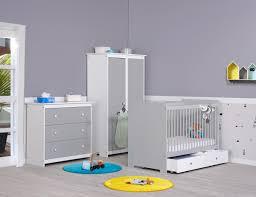 chambre bébé gris et turquoise lit bébé 70x140 cm gris perle grain d orge meuble bébé jurassien