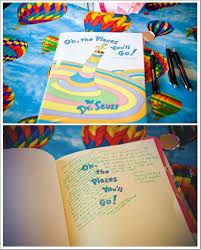 oh the places you ll go graduation party oh the places you ll go fab party grad paper source and
