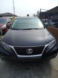 lexus rx 350 price nigeria clean registered 2010 lexus rx350 autos nigeria