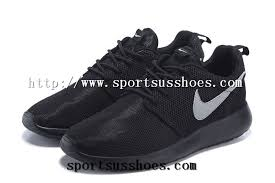 Most Comfortable Nike Most Comfortable Mens Nike Roshe One Shoes Black White Low Top