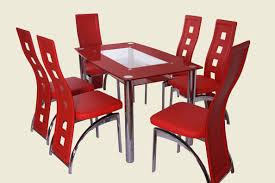 Red Dining Room Ideas Emejing Red And Black Dining Room Sets Photos Home Design Ideas