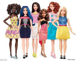 playing barbie dolls increase risk eating