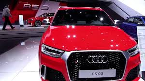 new 2018 audi q3 price 2018 audi rs q3 tfsi quattro s design special limited first
