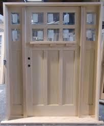 3 Panel Exterior Door Door Express Seattle Product Details Exterior 6 Lite 3 Panel