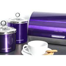 purple canister set kitchen beautiful purple kitchen canisters large size of white canisters