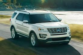 Ford Explorer 3 5 Ecoboost - 2016 ford explorer gets a new face 2 3l ecoboost engine and