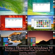 Home Design Software Free Download For Windows Vista by Vista Themes Final For Win10 By Sagorpirbd On Deviantart