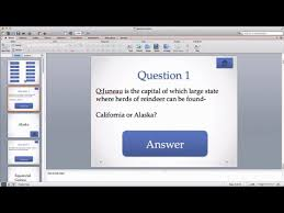 making a jeopardy game in powerpoint jeopardy powerpoint game