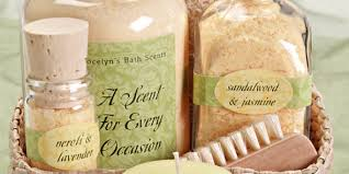 spa basket ideas s day spa basket gift favor ideas from evermine