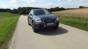 Audi Q5 Facelift - new audi q5 3 0 tfsi engine quick sound check acceleration