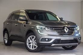 renault suv 2017 2017 renault koleos zen hzg grey for sale in melville