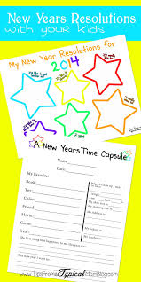 Goal Worksheets For Adults Making New Years Resolutions With Your Kids Free Printable
