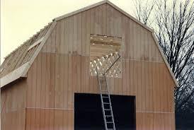 houses thorup builders cumberland gambrel roof barn