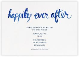 wording for day after wedding brunch invitation wedding brunch invitations online at paperless post