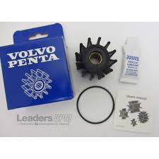volvo penta new oem sea water pump impeller kit 21213660 ebay