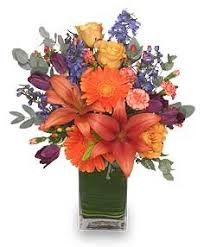 waukesha floral garden party arrangement in waukesha wi thinking of you florist