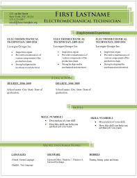Simple Resume Sample Format by Examples Of Resumes Simple Resume Template Traditional Samples