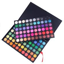 abody 120 color eyeshadow palette eye shadow makeup kit set make
