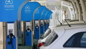 build a charging station china wants its electric vehicle owners to have the best charging
