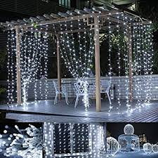le led le led window curtain icicle lights 306 led string