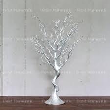 white plastic tree centerpiece for decoration buy white tree