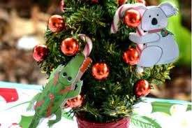 themed christmas decorations the coolest ideas for an australian themed christmas brisbane kids