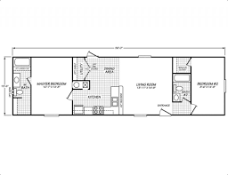 fleetwood manufactured home floor plans 16x56 fleetwood berkshire mfg mobile home for sale 2 br