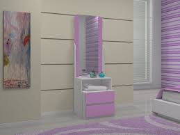 Girls Vanity Table And Stool Bedroom Ideas Wonderful Modern Dressing Table Designs With Full