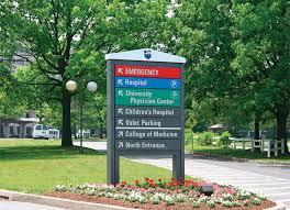 Hershey Pennsylvania Map Penn State Hershey Medical Center Wayfinding