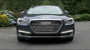 lexus ls vs genesis g90 2017 genesis g90 a true luxury flagship 4k take 1 ep 5