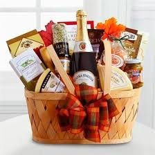 gourmet basket a green thing artisitic designs by thanksgiving gourmet basket