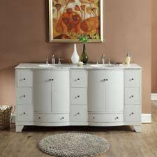 72 Vanities For Double Sinks Double Sink Bathroom Vanity Ebay