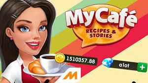 cafe apk my cafe recipes stories mod apk v0 9 51 unlimited money