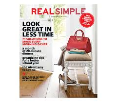 real simple magazine covers real simple solutions page 6