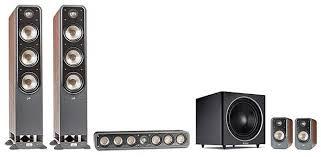Polk Bookshelf Speakers Review Polk Signature S60 Speaker System Review Sound U0026 Vision