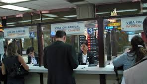 procedures at vietnam airport vietnam visa centre