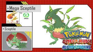 Omega Ruby Leaked Mega Evolutions Pokemon Omega Ruby And Alpha Sapphire