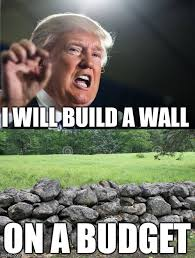 Meme Wall - image tagged in donald trump wall memes mexico imgflip