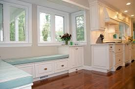Kitchen  Kitchen Table Bench Seating Of Kitchen Bench Seating For - Kitchen table bench seating