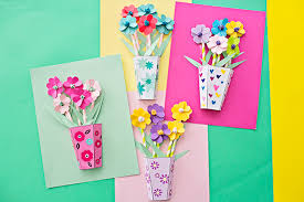 paper flower bouquet how to make 3d paper flower bouquets with