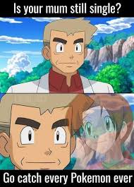 Prof Oak Memes - while we re all out playing pokemon go prof oak be creepin imgur