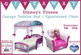 Frozen Canopy Bed Delta Children S Frozen Upholstered Chair Frozen Toddler Canopy