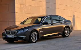 Bmw 7 Series Focuses On Tech Not Style For 2013 Refresh